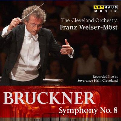 DVD Bruckner Symphony 8