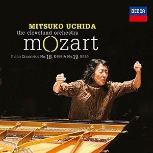 Mozart Uchida Cleveland Orchestra Smith