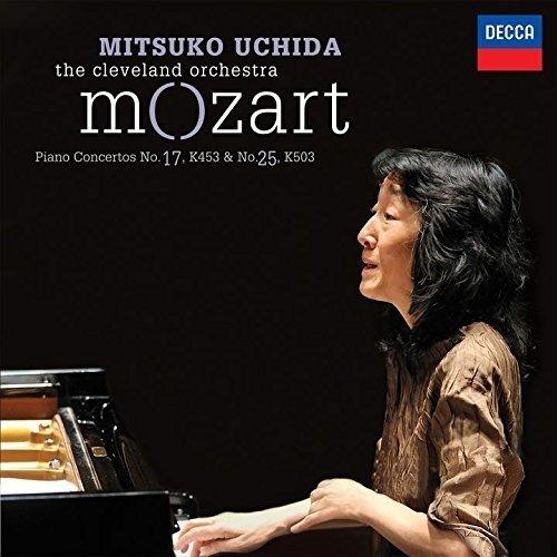 Mozart Cleveland Orchestra Uchida