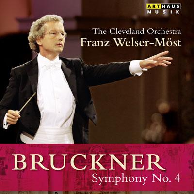 DVD Bruckner: Symphony No. 4
