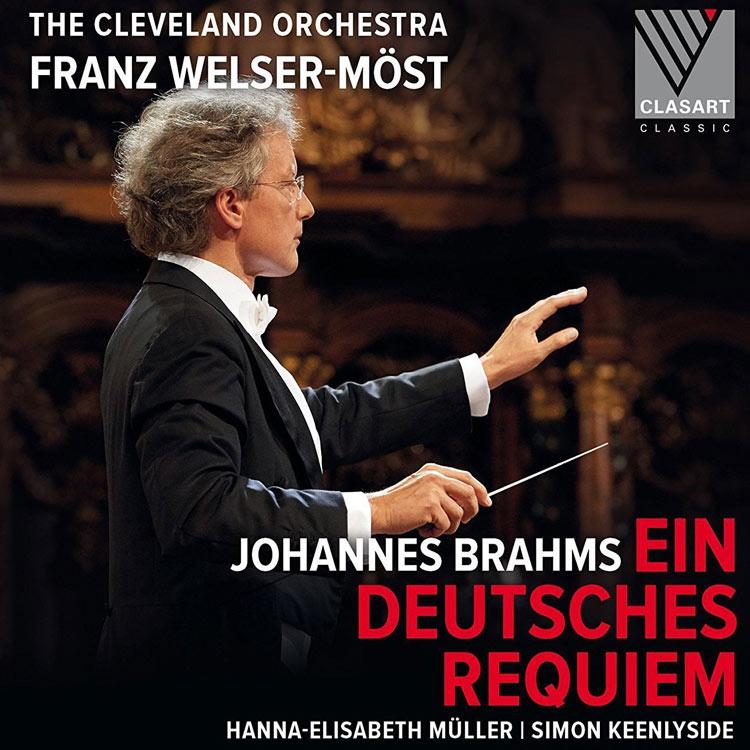Deutsches Requiem Brahms Cleveland Orchestra